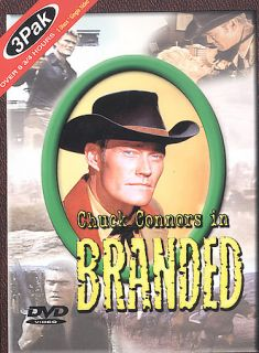 Branded   The Complete First Season DVD, 3 Disc Set