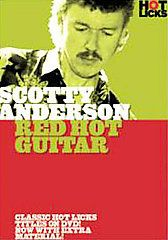 Scotty Anderson   Red Hot Guitar DVD, 2006