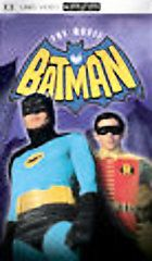 Batman The Movie UMD, 2005