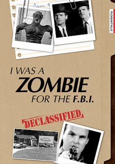 Was a Zombie for the F.B.I. DVD, Special Edition