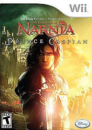 The Chronicles of Narnia Prince Caspian Wii, 2008