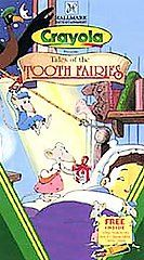 Crayola Presents Tales of the Tooth Fairies VHS, 1997
