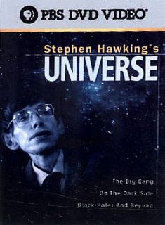 Stephen Hawkings Universe (DVD, 2000, 3 Disc Set) (DVD, 2000)