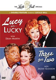 The Lucille Ball Specials   Lucy gets Lucky Three for Two DVD, 2009