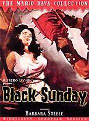 Black Sunday DVD, 1999, Special Edition