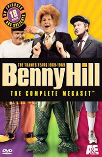 Benny Hill Complete and Unadulterated The Complete Collection Megaset