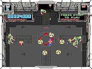 Super Smash TV Super Nintendo, 1992