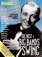 Hollywood Rhythm Vol. 2 The Best of Big Band Swing DVD, 2001