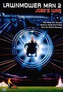 Lawnmower Man 2 Jobes War DVD, 2003