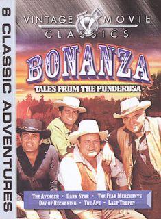 Bonanza   Tales from the Ponderosa DVD, 2005