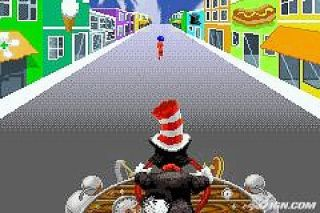 Dr. Seuss The Cat in the Hat Nintendo Game Boy Advance, 2003