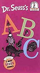 Dr. Seuss ABC VHS, 1994