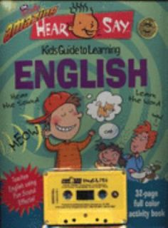 Hear Say English  Activity Kit by Donal