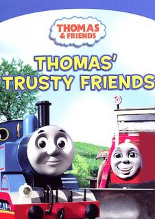 Thomas Friends   Thomas Trusty Friends DVD, 2007