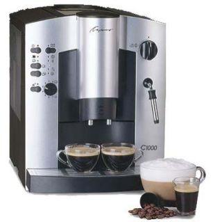 Jura Capresso C1000 12 Cups Coffee Espresso Combo
