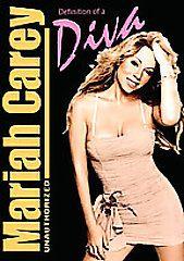 Mariah Carey Unauthorized   Definition of A Diva DVD, 2006