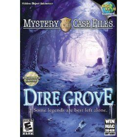 Mystery Case Files Dire Grove Standard Edition PC, 2009