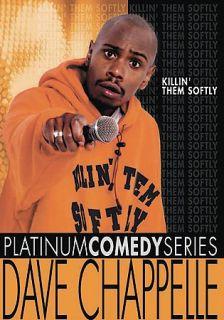 Platinum Comedy Series   Dave Chappelle Killin Them Softly DVD, 2003