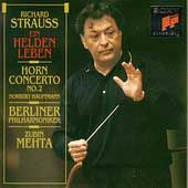 Richard Strauss Ein Helden Leben Horn Concerto No. 2 by Daniel