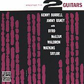 Two Guitars by Kenny Burrell CD, Jul 1992, Original Jazz Classics