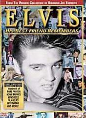 Elvis His Best Friend Remembers DVD, 2002