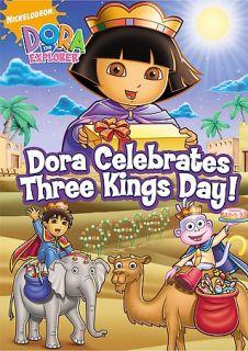 Dora the Explorer   Dora Celebrates Three Kings Day DVD, 2008