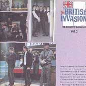 The British Invasion History of British Rock, Vol. 3 CD, Nov 1988