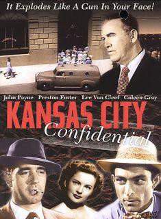 Kansas City Confidential DVD, 2004
