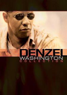 The Denzel Washington Collection DVD, 2006, 3 Disc Set