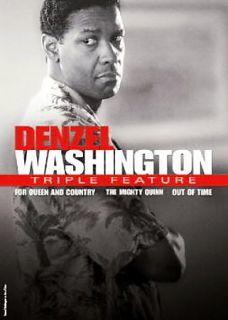 Denzel Washington   Triple Feature DVD, 2008, 3 Disc Set, Checkpoint