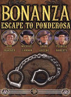 Bonanza   Escape to Ponderosa DVD, 2005