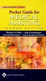 Medical Assisting by Connie West Stack, Elizabeth Molle, Judy