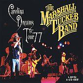 Carolina Dreams Tour 77 CD DVD by Marshall Tucker Band The CD, Dec