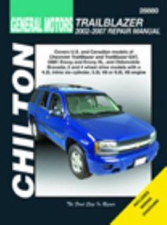 Chiltons General Motors Trailblazer 2002 07 Repair Manual by Ralph