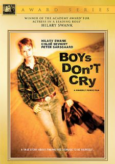 Boys Dont Cry DVD, 2006, Checkpoint