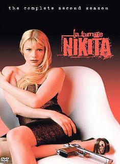 La Femme Nikita   The Complete Second Season DVD, 2004, 6 Disc Set