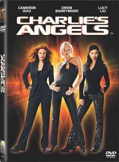 Charlies Angels DVD, 2009, Single Disc Version