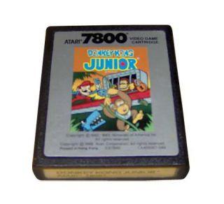 Donkey Kong Jr. Atari 7800