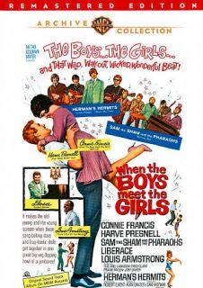 When the Boys Meet the Girls DVD, 2011