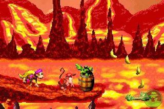 Donkey Kong Country 2 Nintendo Game Boy Advance, 2004