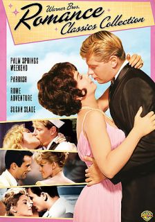 Warner Bros. Romance Classics Collection DVD, 2009, 4 Disc Set