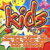DJs Choice Kids Party Fun by DJs Choice CD, Jul 2000, 2 Discs, Turn