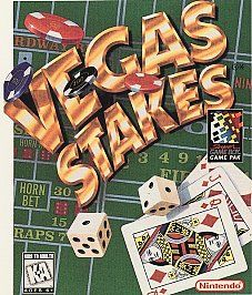 Vegas Stakes Nintendo Game Boy, 1995