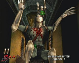 The House of the Dead 2 Sega Dreamcast, 1999
