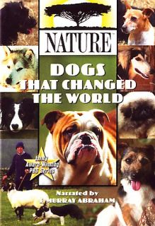 Nature   Dogs That Changed the World DVD, 2007