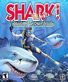Shark Hunting the Great White PC, 2001