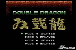 Double Dragon Nintendo, 1988