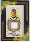 2008 Allen and Ginter Kevin Van Dam Bass Fishing Jersey Relic SSP