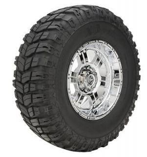Pro Comp Xterrain Radial Tire 35 x 12.50 15 Blackwall 35035 Set of 4