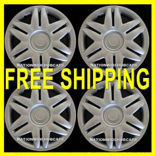 15 SET OF 4 Hub Caps Full Wheel Covers Rim Trim Cover Wheels Rims w